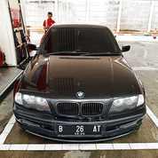 BMW 3 Series Tahun 2001 Siap Pakai