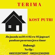 Kost Putri Dekat PT MSD INDONESIA Dan PT Natura Laboratoria Prima Pandaan Plant (23222659) di Kab. Pasuruan