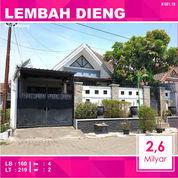 Rumah Bagus Luas 219 Di Lembah Dieng Kota Malang _ 561.19