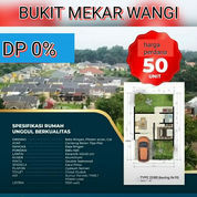 BUKIT MEKAR WANGI Kota Bogor DP0% Strategis Murah Di Kota Bogor (23225203) di Kab. Bogor