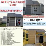 DP0% Cicilan 2jtan Bebas Banjir Di Kota Bogor Harga Termurah (23225227) di Kota Bogor