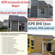 DP0% By BUKIT MEKAR WANGI Dan CINNAMON HILLS Kota Bogor (23225295) di Kota Bogor