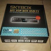 SET TOP BOX DVB-T2 (Gres Jarang Di Pakai)