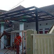 Kanopi Galvalum Atap Spndek Finish Cat (23230715) di Kota Surabaya