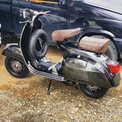Vespa Jadul Modifikasi