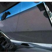 Sun Shield Mobil Model Gulung Car Roller Shade