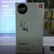 Xiaomi Redmi Note 7 4/64 New Resmi Garansi (23235955) di Kota Yogyakarta