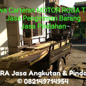 Jasa Pindahan & Kirim Barang Dengan Motor Pickup Roda Tiga Viar Tossa Fukuda Sidoarjo (23237135) di Kab. Sidoarjo