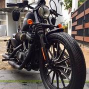 Harley Sportster Iron 2012 Barang Koleksi Sehat NO PR