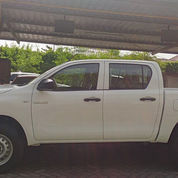 MELAYANI PEMBELIAN LUAR PULAU Toyota HILUX NEW DOUBLE CABIN 2019 2.4 E MANUAL