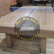 Meja Billiard Biliard Bilyar 7Ft Marmer 3in1 Komplit Dengan Tenis Meja (23244775) di Kota Pasuruan