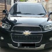 Chevrolet Captiva Diesel 2013 Facelift New Model - Service Rutin Terus