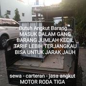 Rental Sewa & Carteran Motor Usaha Roda Tiga Viar Tossa Fukuda Dorkas Surabaya (23247591) di Kota Surabaya