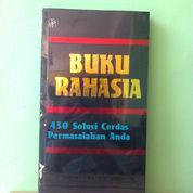 Buku Rahasia 430 Solusi Cerdas Permasalahan Anda (23259579) di Kota Semarang