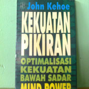 Buku Kekuatan Pikiran (Optimalisasi Kekuatan Bawah Sadar) / Mind Power