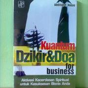 Buku Kuantum Dzikir & Doa For Business (Aktivasi Kecerdasan Spiritual Untuk Kesuksesan Bisnis Anda)