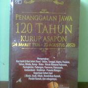 Buku Penanggalan Jawa 120 Tahun Kurup Asapon 24 Maret 1936-25 Agustus 2052 + CD Pelengkap