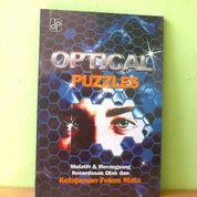 Buku OPTICAL PUZZLES (Melatih & Merangsang Kecerdasan Otak Dan Ketajaman Fokus Mata) (23259971) di Kota Semarang