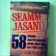 Buku Seamm Jasani (58 Rahasia Seni Pernapasan Untuk Awet Muda Dari Tibet Kuno)