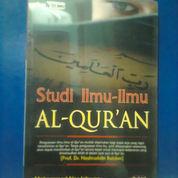 Buku Studi Ilmu-Ilmu Al-Qur An (23260147) di Kota Semarang
