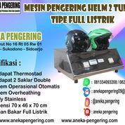 Mesin Pengering Helm 2 Tungku Tipe Listrik (23267107) di Kab. Sidoarjo