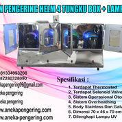 Mesin Pengering Helm 4 Tungku Tipe Gas (23267219) di Kab. Sidoarjo
