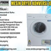 Mesin Pengering Pakaian / Dryer Konversi Kapasitas 10 Kg (23267539) di Kab. Sidoarjo