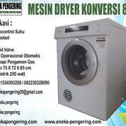 Mesin Pengering Pakaian / Dryer Konversi Kapasitas 8 Kg (23267807) di Kab. Sidoarjo