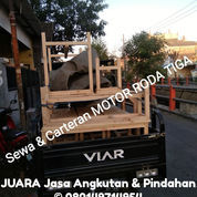 Jasa Angkut Pindahan Motor Pickup Roda Tiga Viar Tossa Fukuda Siap Sewa Carteran Gresik (23268775) di Kab. Gresik
