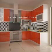 Kitchen Set, Backdrop Tv, Lemari Display Dan Meja Resepsionis Hpl Murah Di Purwokerto (23270995) di Kab. Banyumas
