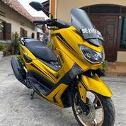 Nmax Black Made Th 2018 Non Abs (23274599) di Kota Bandar Lampung
