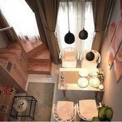 Apartement Harga Bawah Studio Mezanin & FULL FURNISHED Di Apple Residence, Jati Padang, JakSel