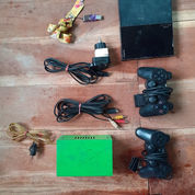 Ps2 Matrix +Flas Disk 32gb Ful Game