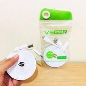 Kabel Data 180cm / Charge VEGER 2.4A 180cm Micro USB 1.8 M (23288547) di Kota Surakarta