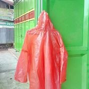 Jas Hujan Ponco HDPE Plastik