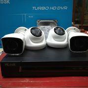 Paket Hilook 4 Kamera Cctv. Full Hd 1080P 2 Megapixels (23298011) di Kota Jakarta Pusat