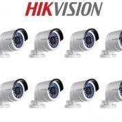 Paket Cctv 4 Camera Hikvision