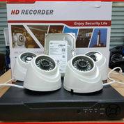 Paket 4 Camera Cctv TURBO HD 1080P