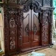 Kusen Pintu Gebyok 3 M (23298675) di Welahan