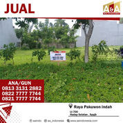 Kavling Di Raya Pakuwon Indah (23300519) di Kota Surabaya