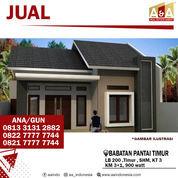 Rumah Di Babatan Pantai Timur (23302051) di Kota Surabaya