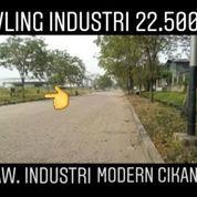 Tanah 2.2 Ha Di Kawasan Industri Modern Cikande Kab Serang (23313539) di Kab. Serang