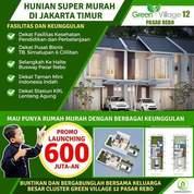 Rumah Murah 2 Lantai Di Pasar Rebo Jakarta Timur
