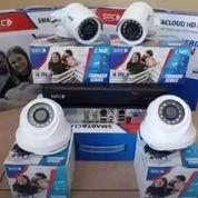 PAKET CCTV SPC 4CH AHD 2 MP FULL HD 1080P +HDD 500GB LENGKAP (23314751) di Kota Jakarta Pusat