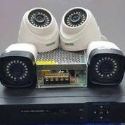 Paket Cctv 4 Channel 1080P 1.3MP Harga Murah (23314923) di Kota Jakarta Pusat