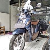 2018 Yamaha Fino Grande