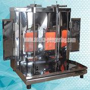 Mesin Kebab Quarted Burner, Otomatis, Tipe Gas (23325031) di Kab. Sidoarjo