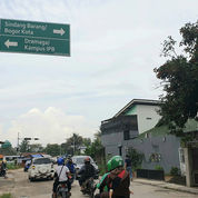 Tanah Cocok Alfamart Toko Matrial Ruko Kios Lokasi RAME 24 JAM Ipb Bogor