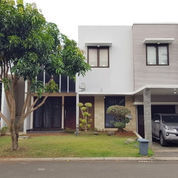 Rumah Full Furnish Cluster RITZONE Luas 320, The Icon BSD City