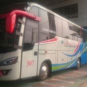 Medium Bus Canter AC Trijaya Union MURAH